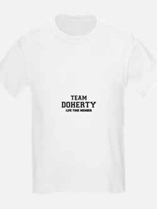 Team DOHERTY, life time member T-Shirt