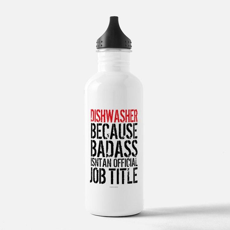Badass Dishwasher Water Bottle