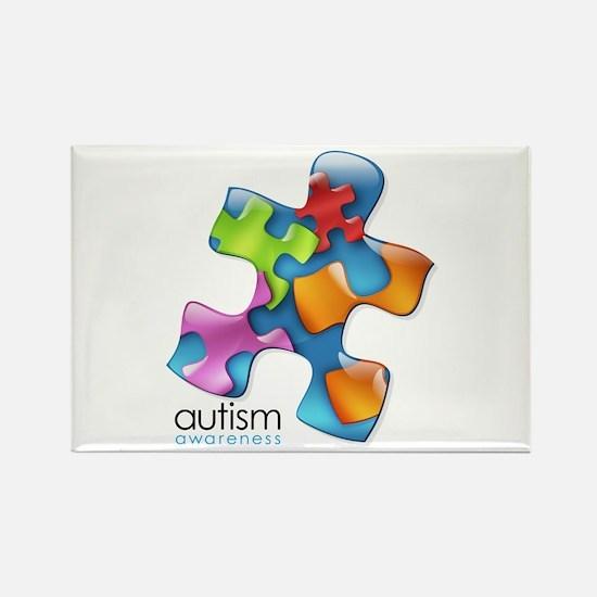 puzzle-v2-5colors Magnets