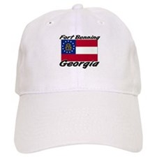 Fort Benning Georgia Baseball Cap