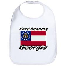 Fort Benning Georgia Bib