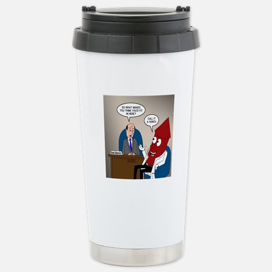 Rocket Scientist Stainless Steel Travel Mug