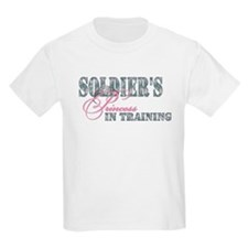 Soldier's Princess in Trainin T-Shirt