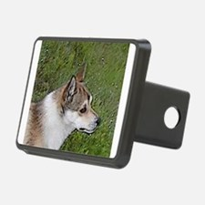 Norwegian Lundehund Hitch Cover