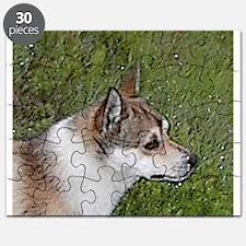 Norwegian Lundehund Puzzle