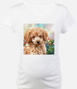 Poodle Painting Shirt