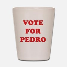 Cute Pedro Shot Glass