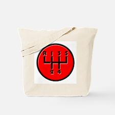 Stick shift Tote Bag