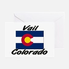 Vail Colorado Greeting Cards (Pk of 10)