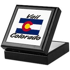 Vail Colorado Keepsake Box