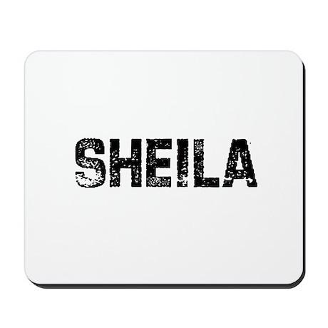Sheila Mousepad