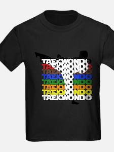 Taekwondo Colors T-Shirt