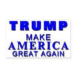 "Trump signs 3"" x 5"""
