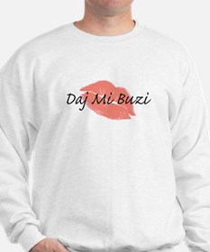 Polish-Give Me A Kiss Sweatshirt