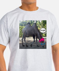 French camel T-Shirt
