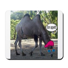French camel Mousepad