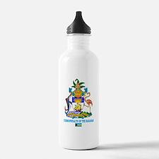 Bahamas COA Water Bottle