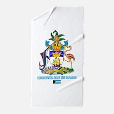 Bahamas COA Beach Towel