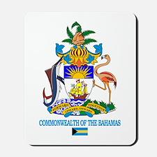 Bahamas COA Mousepad