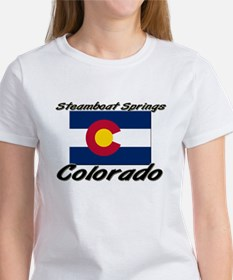 Steamboat Springs Colorado Women's T-Shirt