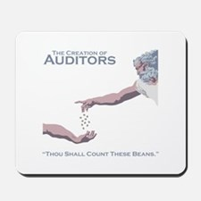 The Creation of Auditors Mousepad