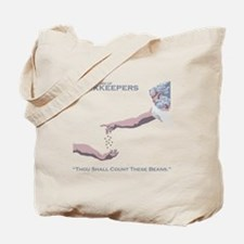 The Creation of Bookkeeping Tote Bag