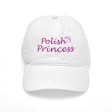 Polish Princess Baseball Cap