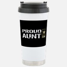U.S. Army: Proud Aunt ( Travel Mug