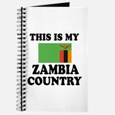 This Is My Zambia Country Journal