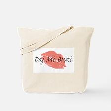 Cute Ethnic humor Tote Bag