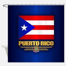 Puerto Rico Shower Curtain