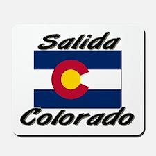 Salida Colorado Mousepad