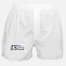 I love my el salvadorian Girlfriend Boxer Shorts