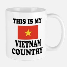This Is My Vietnam Country Mug