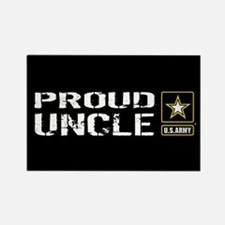 U.S. Army: Proud Uncle Rectangle Magnet (10 pack)