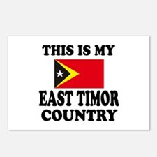 This Is My East Timor Cou Postcards (Package of 8)