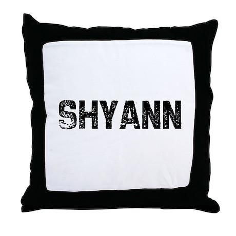 Shyann Throw Pillow