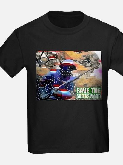 Overton Park SAVE THE GREENSWARD T-Shirt