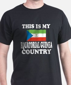 This Is My Equatorial Guinea Country T-Shirt