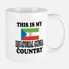 This Is My Equatorial Guinea Country Mug