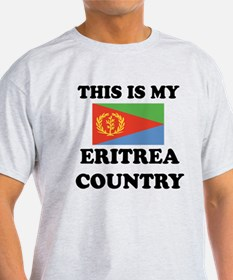 This Is My Eritrea Country T-Shirt