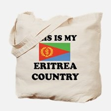 This Is My Eritrea Country Tote Bag