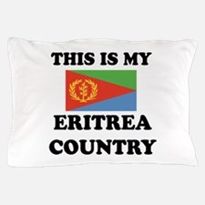 This Is My Eritrea Country Pillow Case