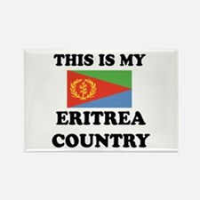 This Is My Eritrea Country Rectangle Magnet