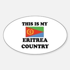 This Is My Eritrea Country Decal