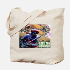 Overton Park SAVE THE GREENSWARD Tote Bag