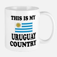 This Is My Uruguay Country Mug