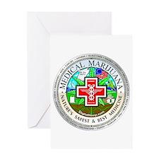 Medical Marijuana Greeting Card