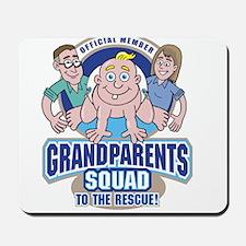 GrandParents Squad hi-rez.jpg Mousepad