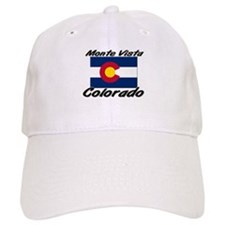 Monte Vista Colorado Baseball Cap